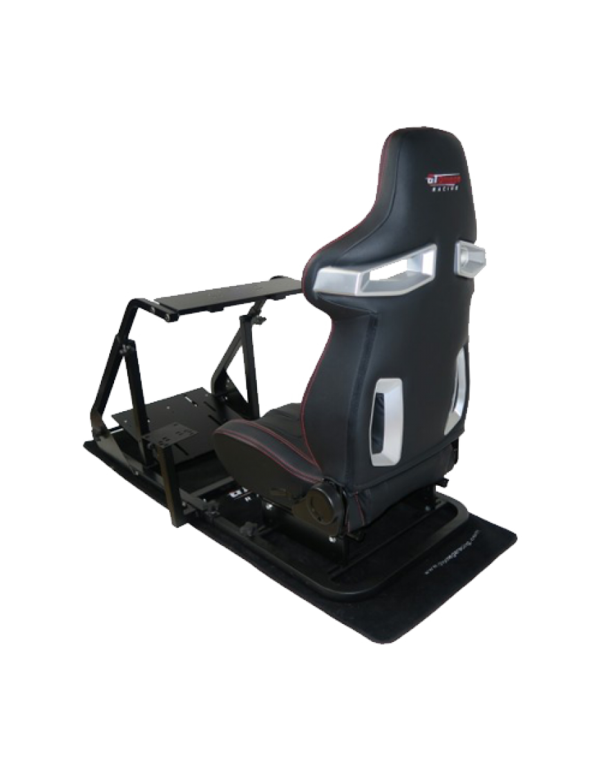 Gt Omega Art Racing Simulator Cockpit Rs9 Seat